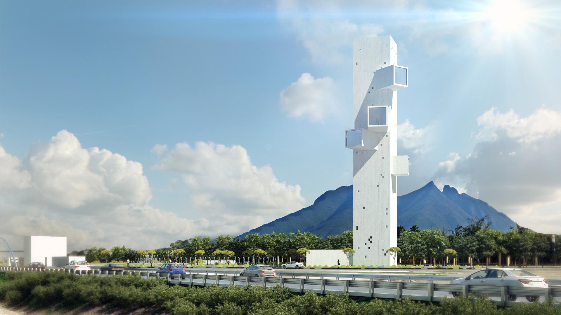 Monterrey Watchtower : SLOT