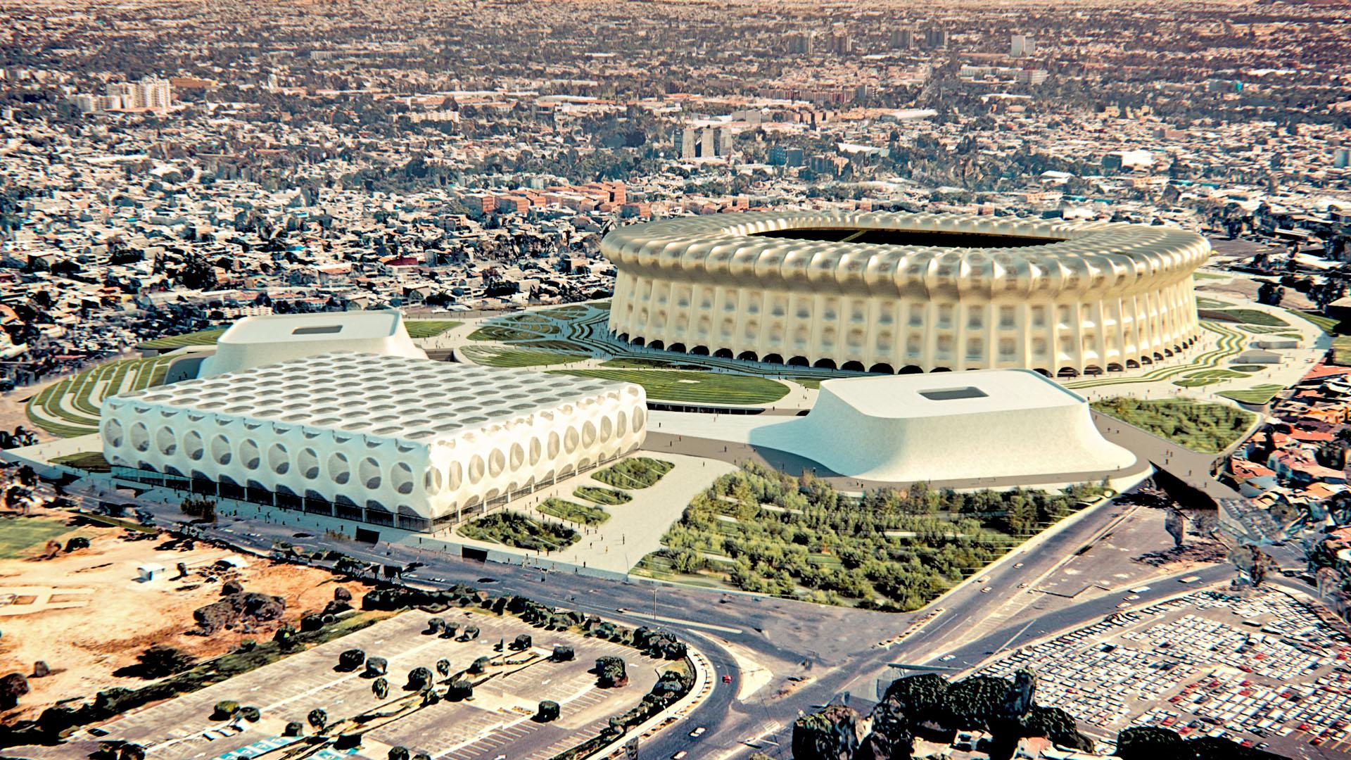 Aztec Stadium : SLOT
