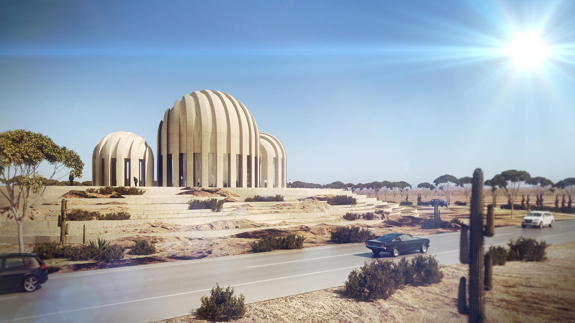 Mulege Planetarium : SLOT