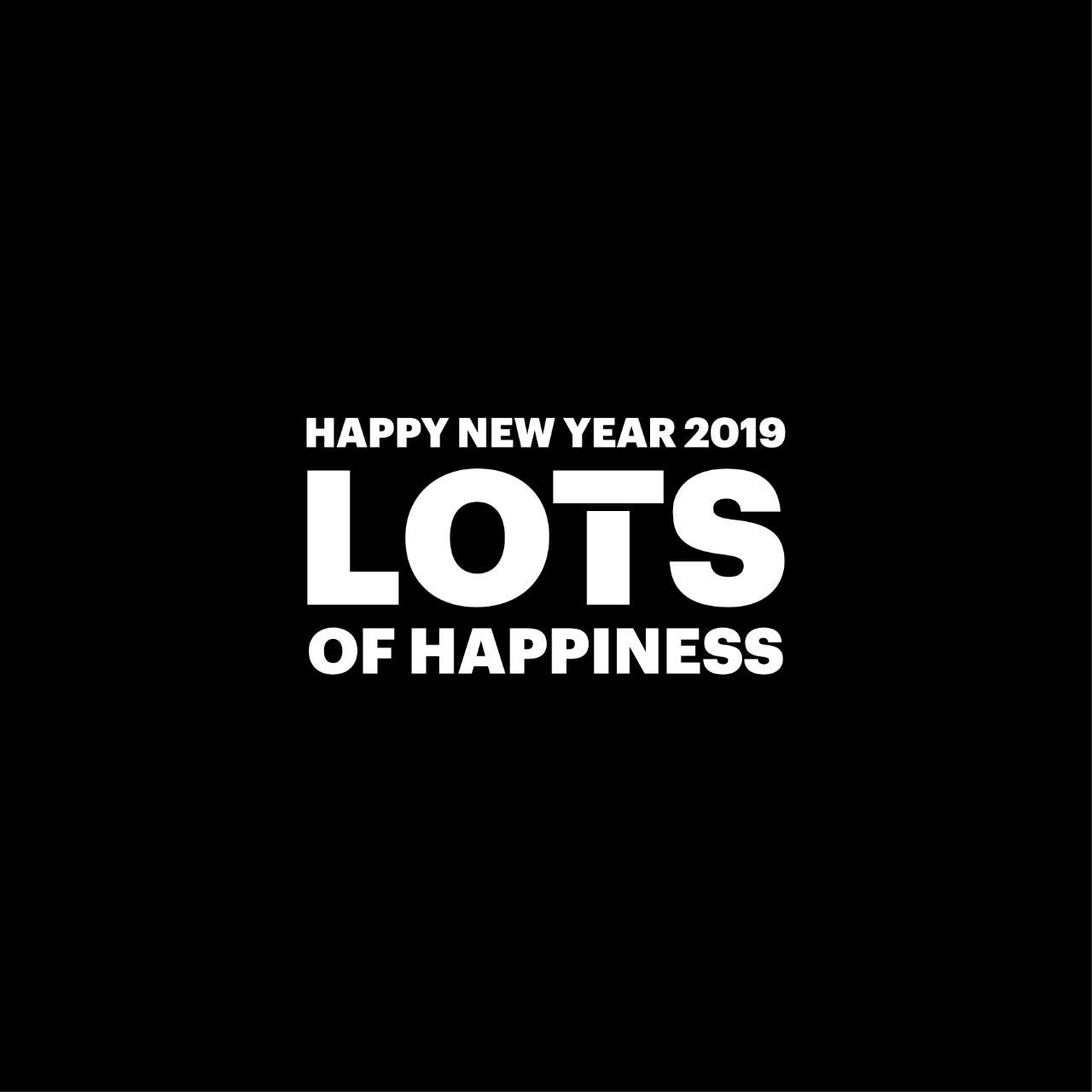 HAPPY NEW YEAR 2019 : SLOT