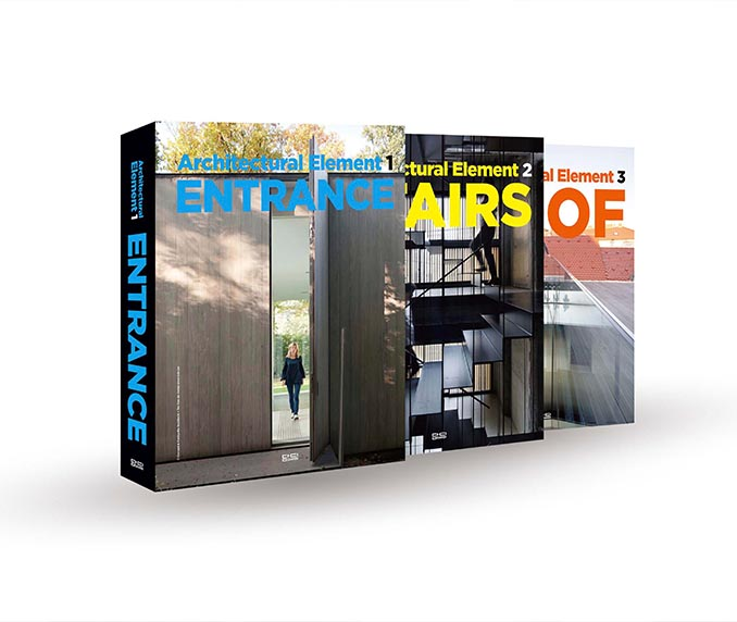 "DAMDI: ""Architectural Element Series"" Publication : SLOT"