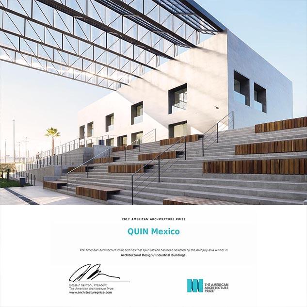 American Architecture Prize : SLOT